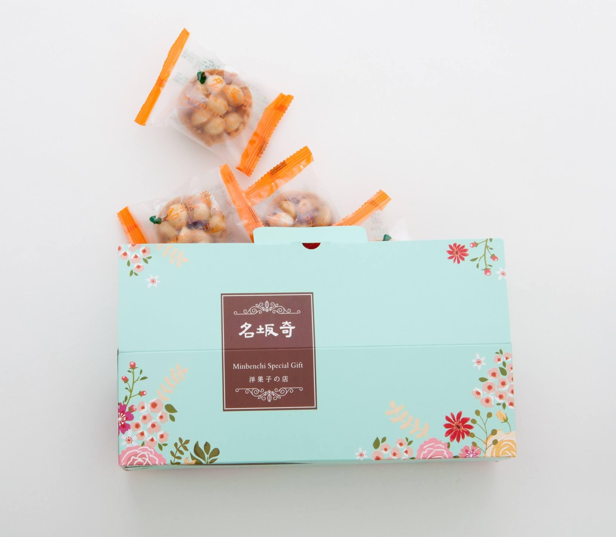 名坂奇老闆的堅持:不含防腐劑、不含香料。運用10幾年烘焙經驗,以五星級的標準,做出獨特、健康且一般人都消費得起的甜點。