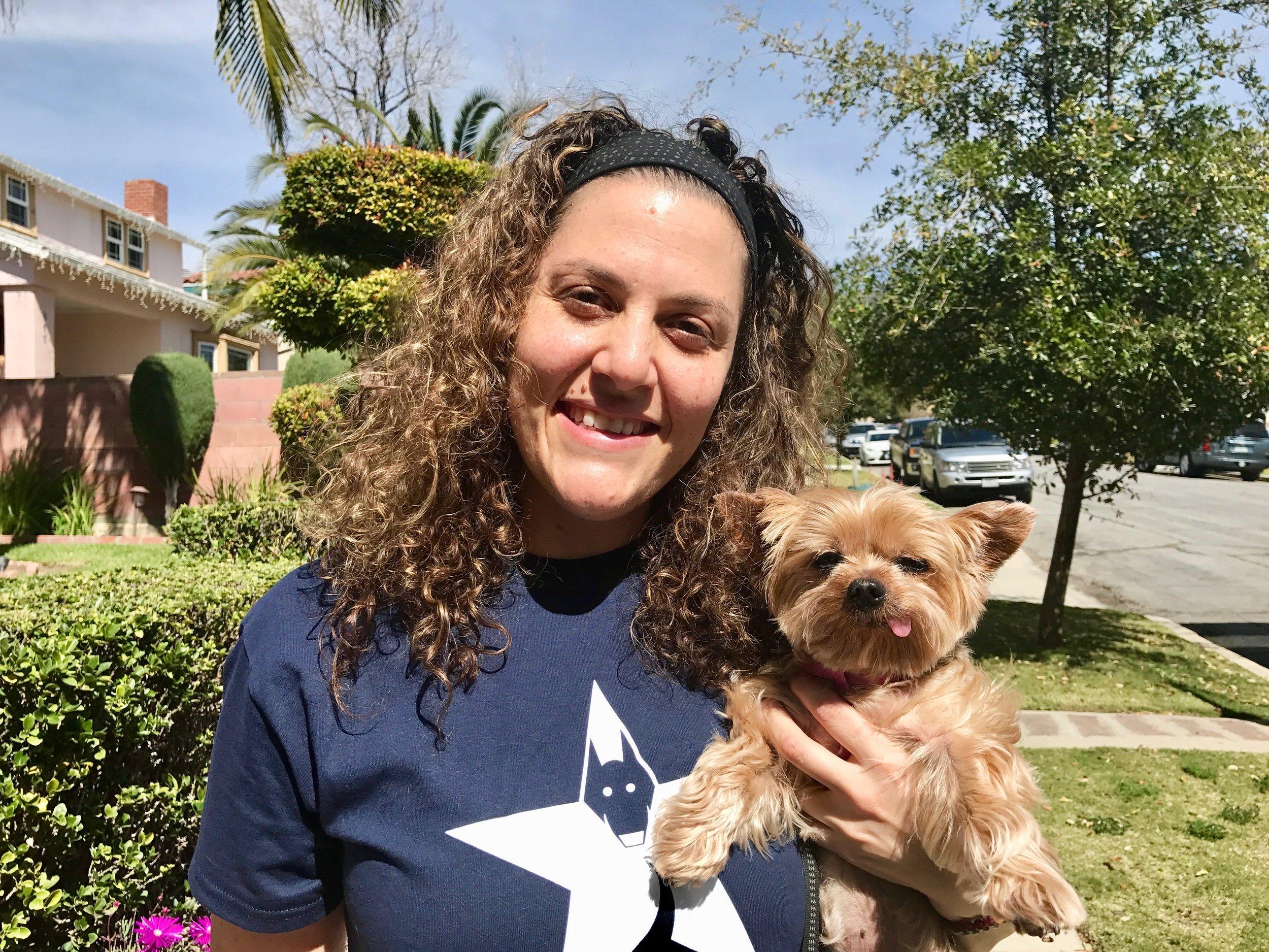 Good Dog Walker & Pet Sitter, Shayna