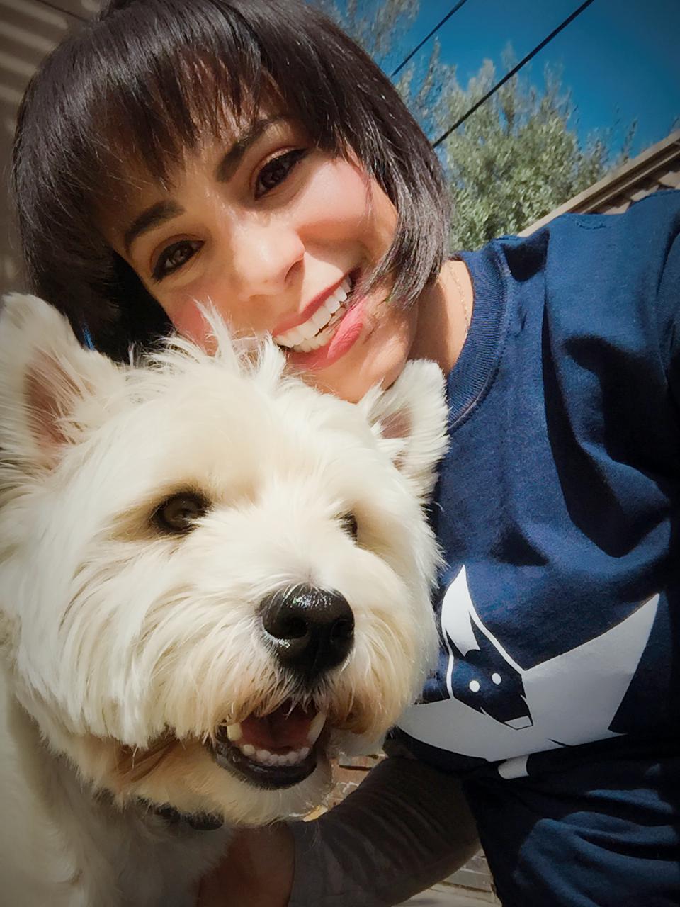 Good Dog Walker and Pet Sitter, Meghan