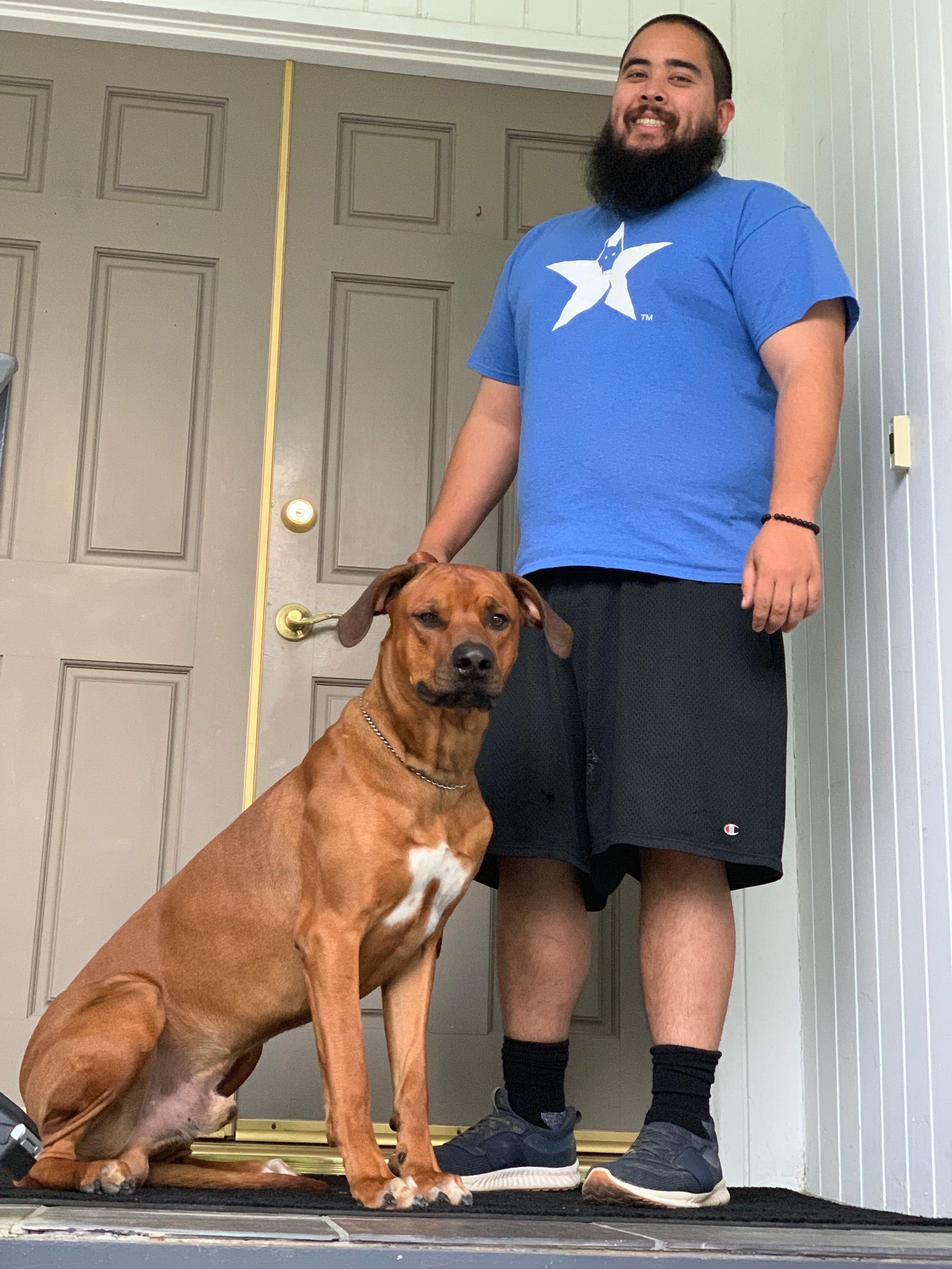 Good Dog Walker, Stephen
