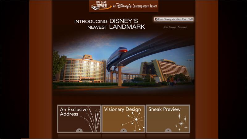 Bay Lake Tower at Disney World