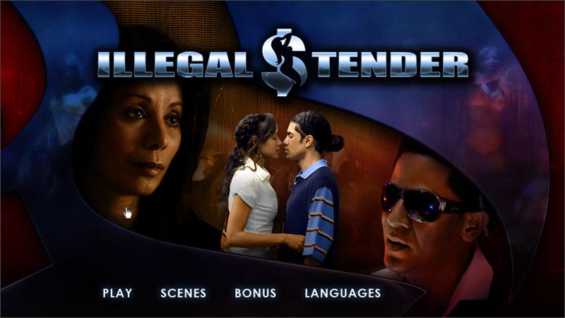 Illegal Tender DVD