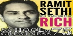 Ramit Sethi - The School of Greatness Podcast - Ramit is an expert in personal finance and is author of the popular book ' I will teach you to be rich'. In this episode, Ramit covers strategies for money management, spending psychology and mistakes people often make when starting businesses.Link - http://bit.ly/Ramit_Sethi_SOG