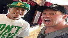 Vanilla Ice - The Talk is Jericho Podcast - Vanilla Ice became famous as a rapper rise to fame in the early 90's. In this interview Ice talks in depth about the challenges of the personal attachment with his image as a young star (he hit fame at only 16) and how he found purpose in life working on his passion for developing properties with a team of good friends. Inspiring and well worth an hour of your time.Link - http://bit.ly/Jericho_Vanilla_Ice_Podcast