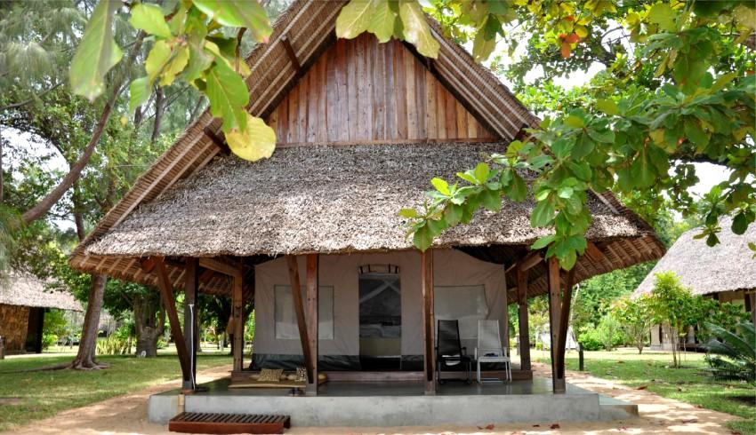 Eden Lodge, Nosy Be, Madagascar