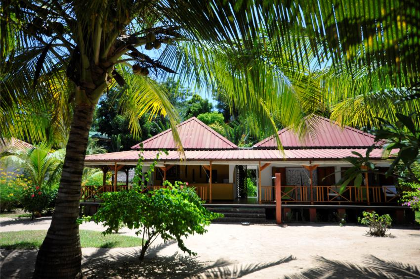 Sakatia Lodge, Nosy Sakatia, Madagascar