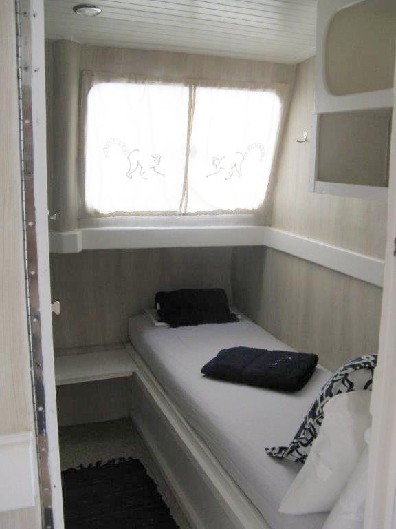 Cosy Cabins on the Maki Cat