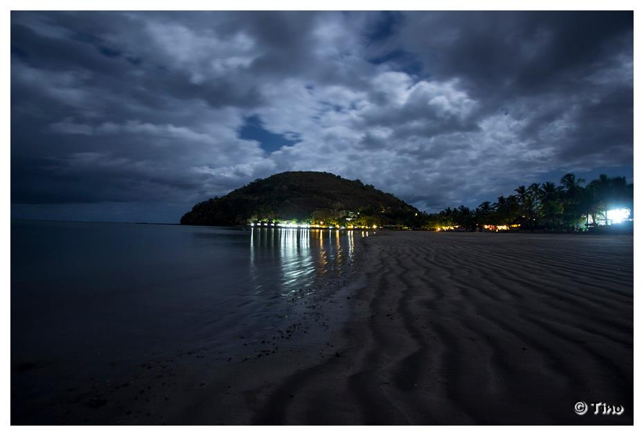 stunning view of Tanikely from L'Heure Bleue Hotel Nosy Be, Madagascar