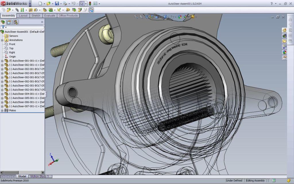 Produktionsforberedelse i Solidworks og Mastercam
