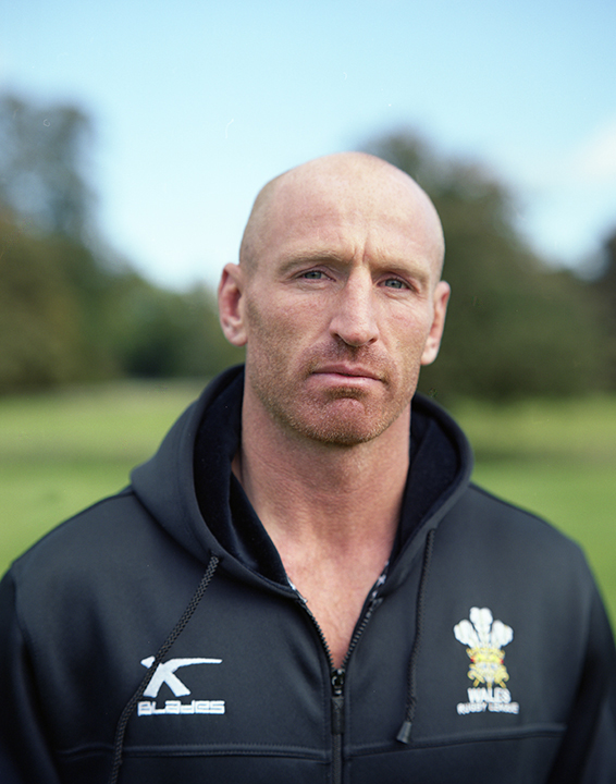 GARETH THOMAS <BR/> WREXHAM 2010