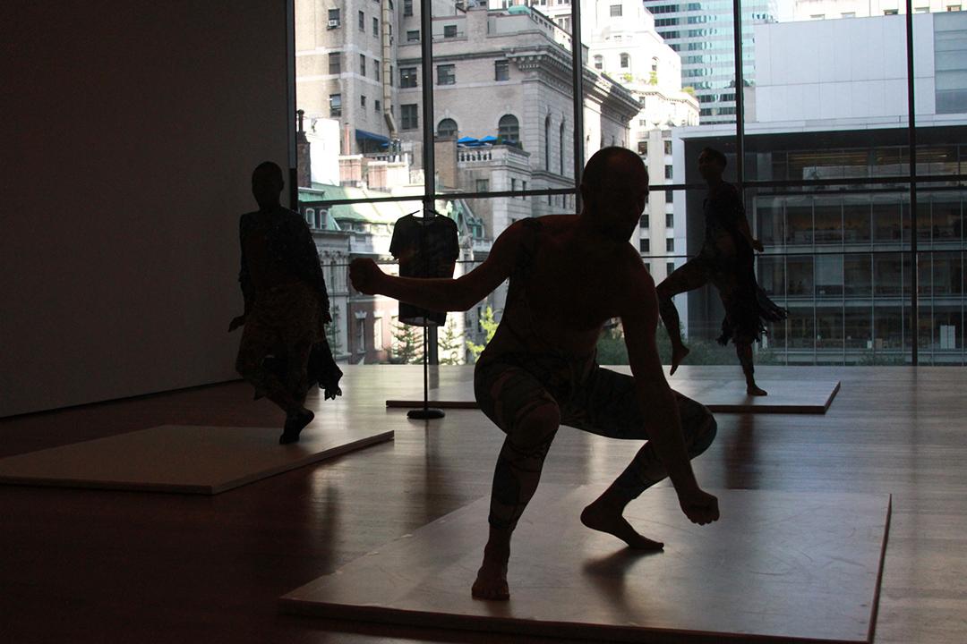 TRAJAL HARRAL MoMA<br/>NEW YORK 2014