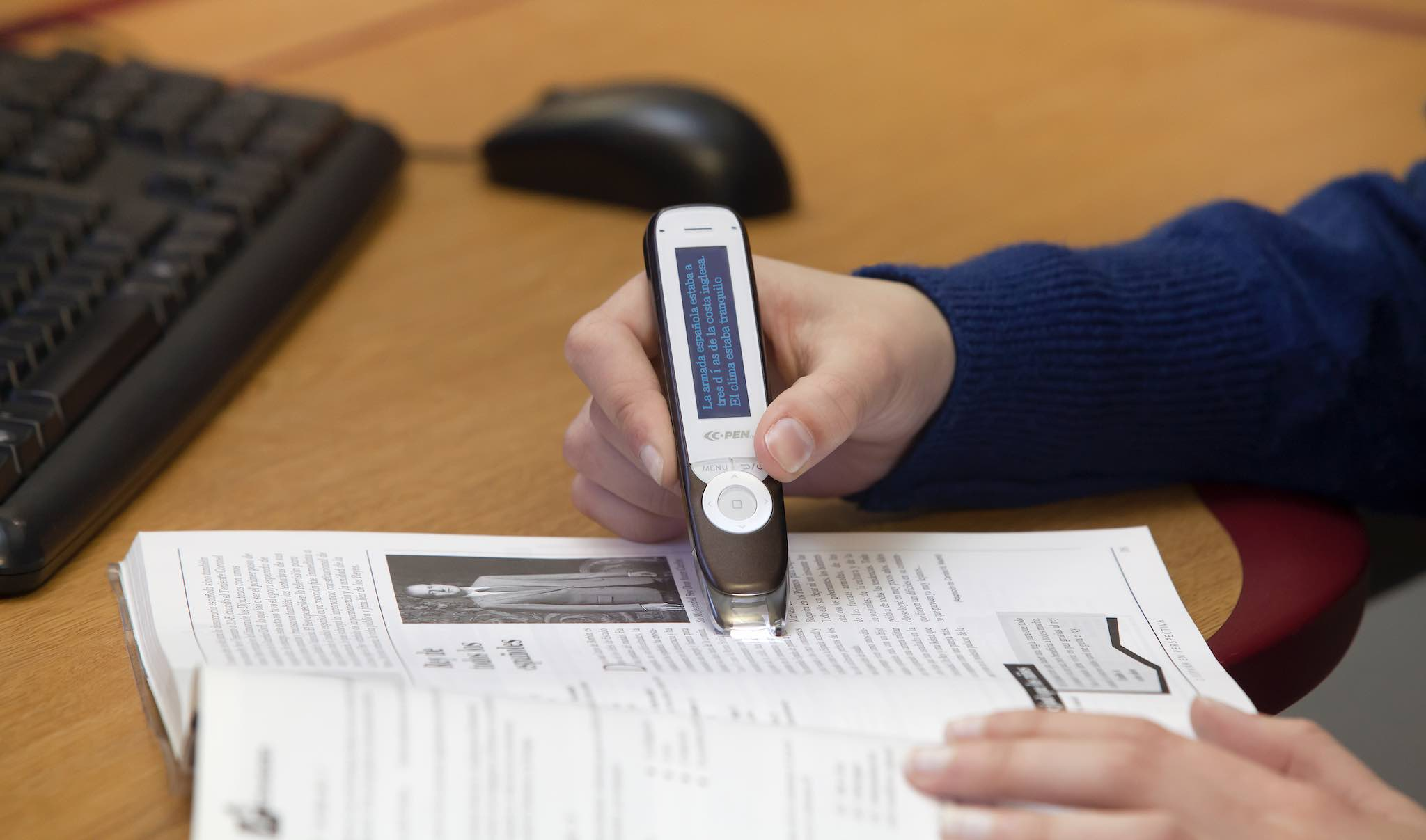 C-PEN Dictionary Mobile Scanning Pen Translator