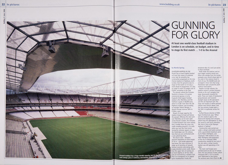 Building - Emirates Stadium