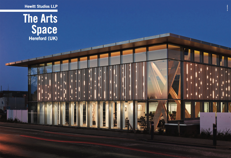 Legno Architettura (Italy) - Hereford College of Arts