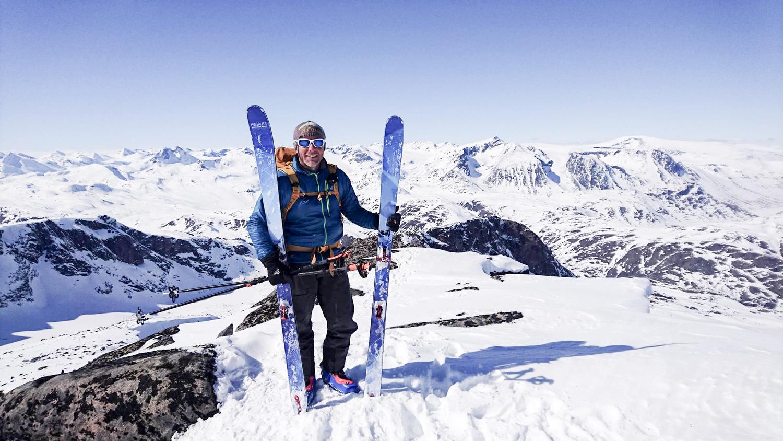Foto: Besseggen fjellsport