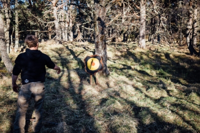 Game on! - Hit the target! After lunch its time to team up and compete against each other in our outdoor games sessions. From learning how to throw a tomahawk to playing the dreaded nail game!