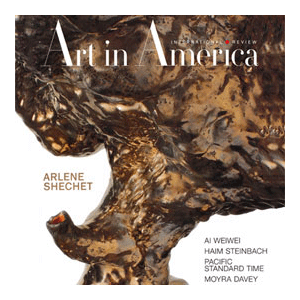 Art in America - Jan, 2012 Cover Story
