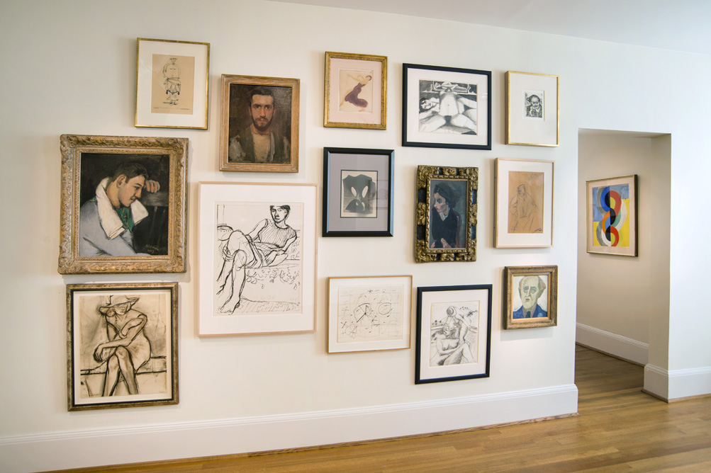 Installation view,  From Here On Now  ,The Phillips Collection, Washington, D.C., Oct 2016 - May 2017  .