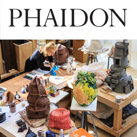 Phaidon: Interview with Arlene Shechet