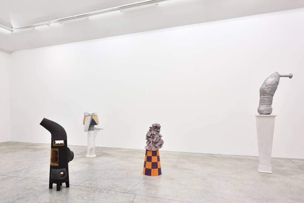 Installation view,  Some Truths , Almine Rech Gallery, Paris, France, Apr 21 - May 26, 2018.