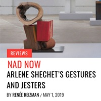 Arlene Shechet's Gestures and Jesters