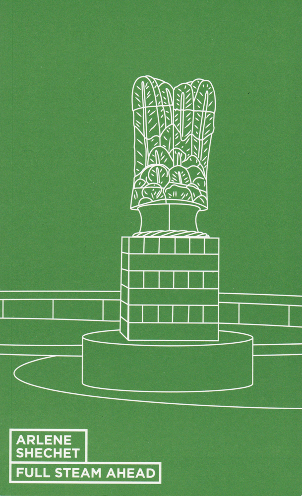 Full Steam Ahead   Exhibition catalogue for Full Steam Ahead, a large-scale public installation at Madison Square Park, on view Sept 2018 - April 2019. Essays by Brooke Kamin-Rapaport, Lilian Tone and Carter Foster.