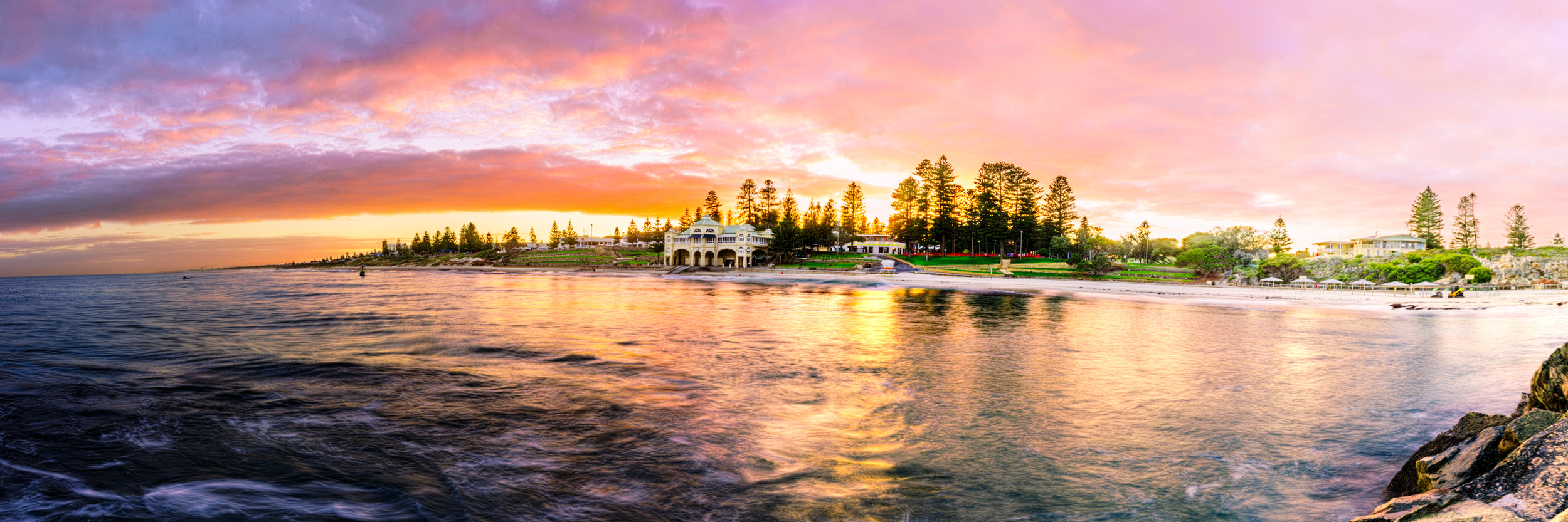 Cottesloe Sunrise   Please contact me at  soulgazingphotography@gmail.com  for sizes, mounting options and prices for your custom made design.