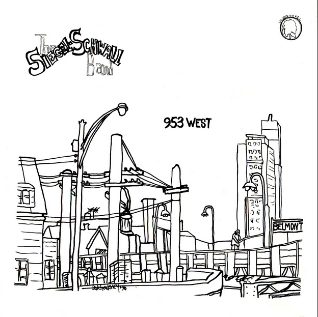 Siegel-Schwall 953 WEST 1973