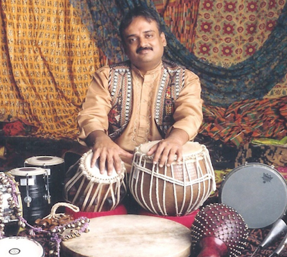"""Kalyan """"Johnny Bongo"""" Pathak"""