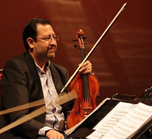 Miracle violist Carlos Guadaramma from Culiacan Mexico