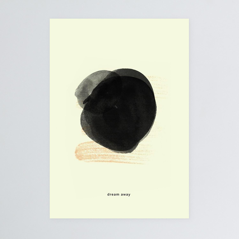 Opuntia Cactus Print  by By Garmi