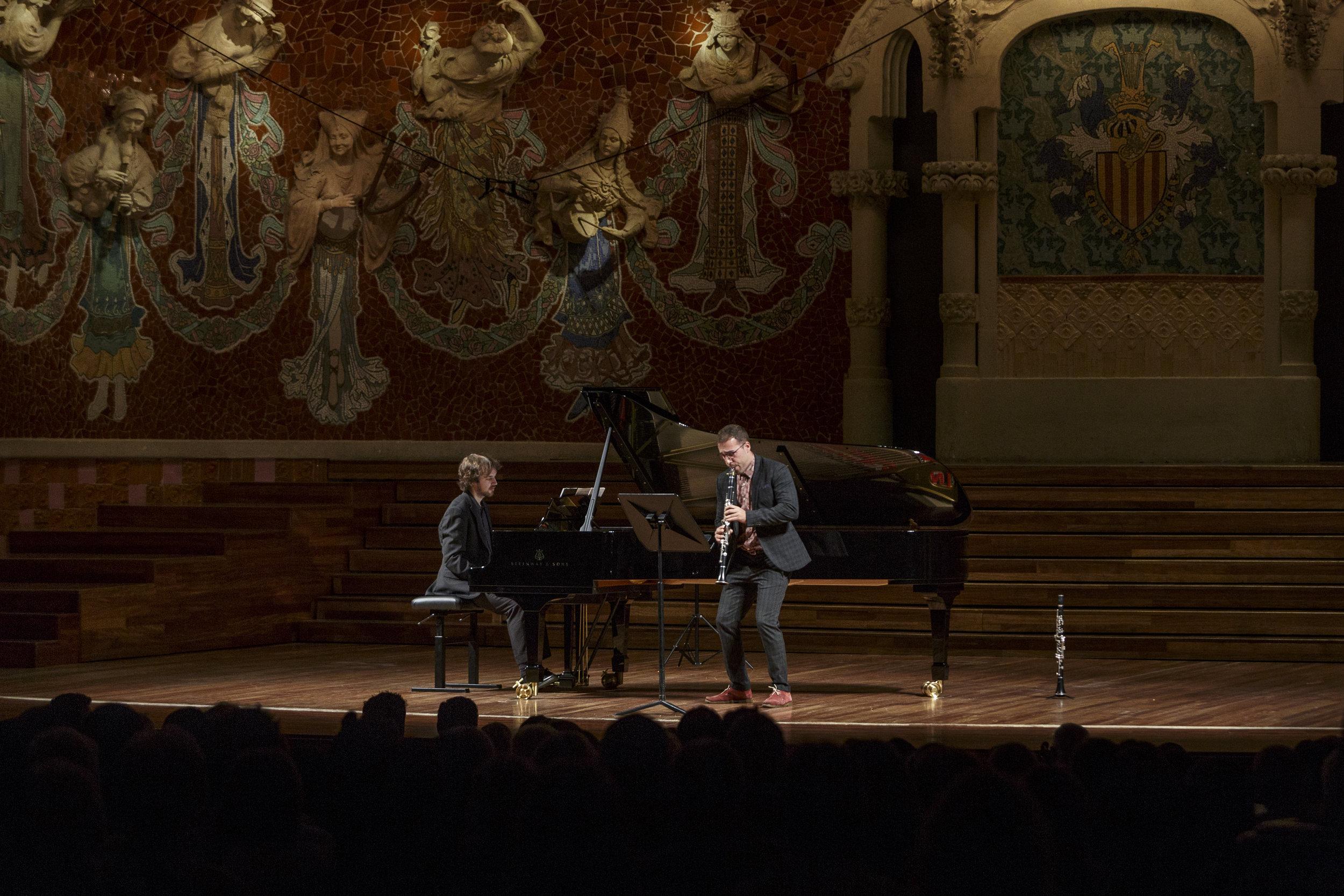 MazikDuo - Palau de la Música Catalana