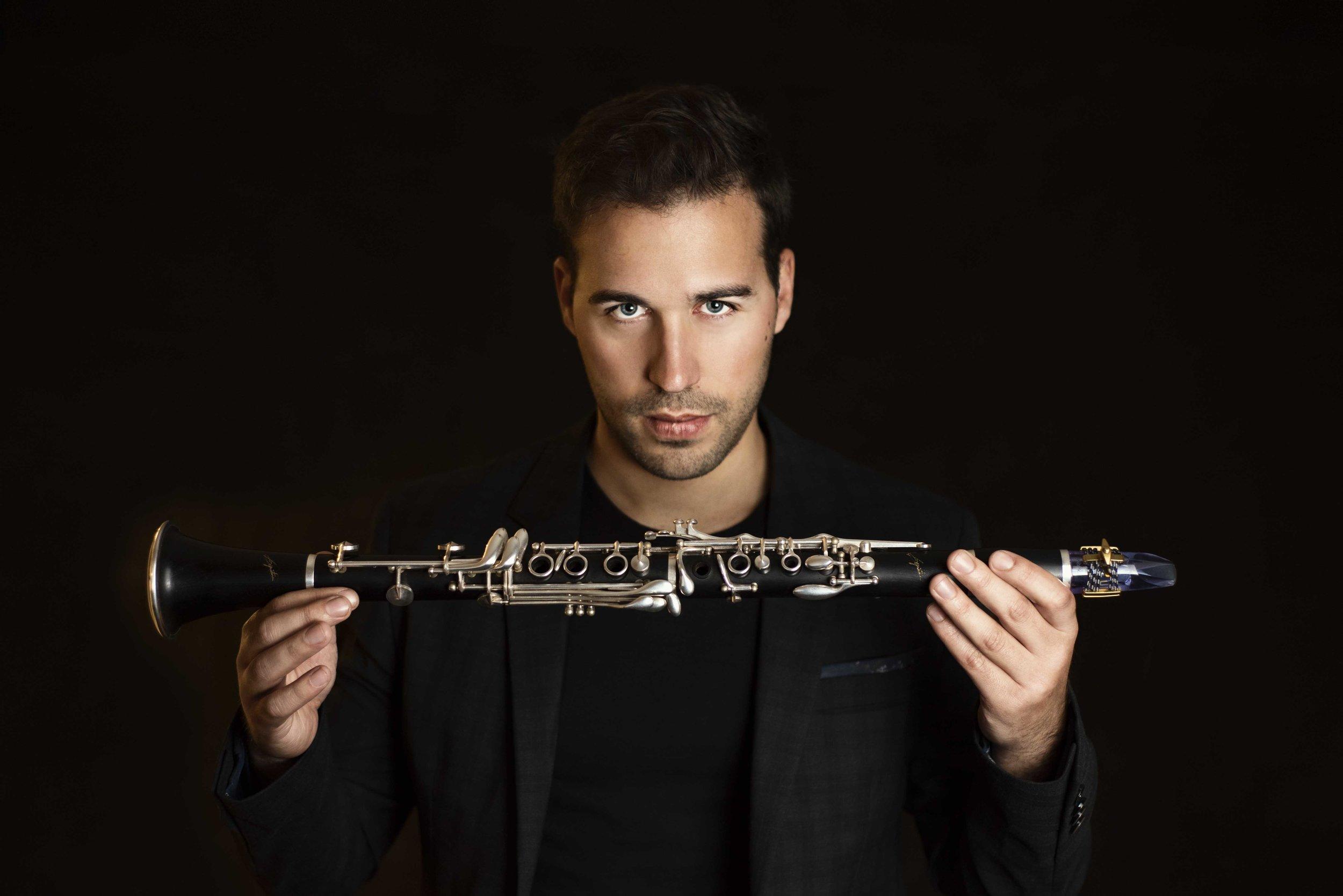 Tolo Genestar - clarinet