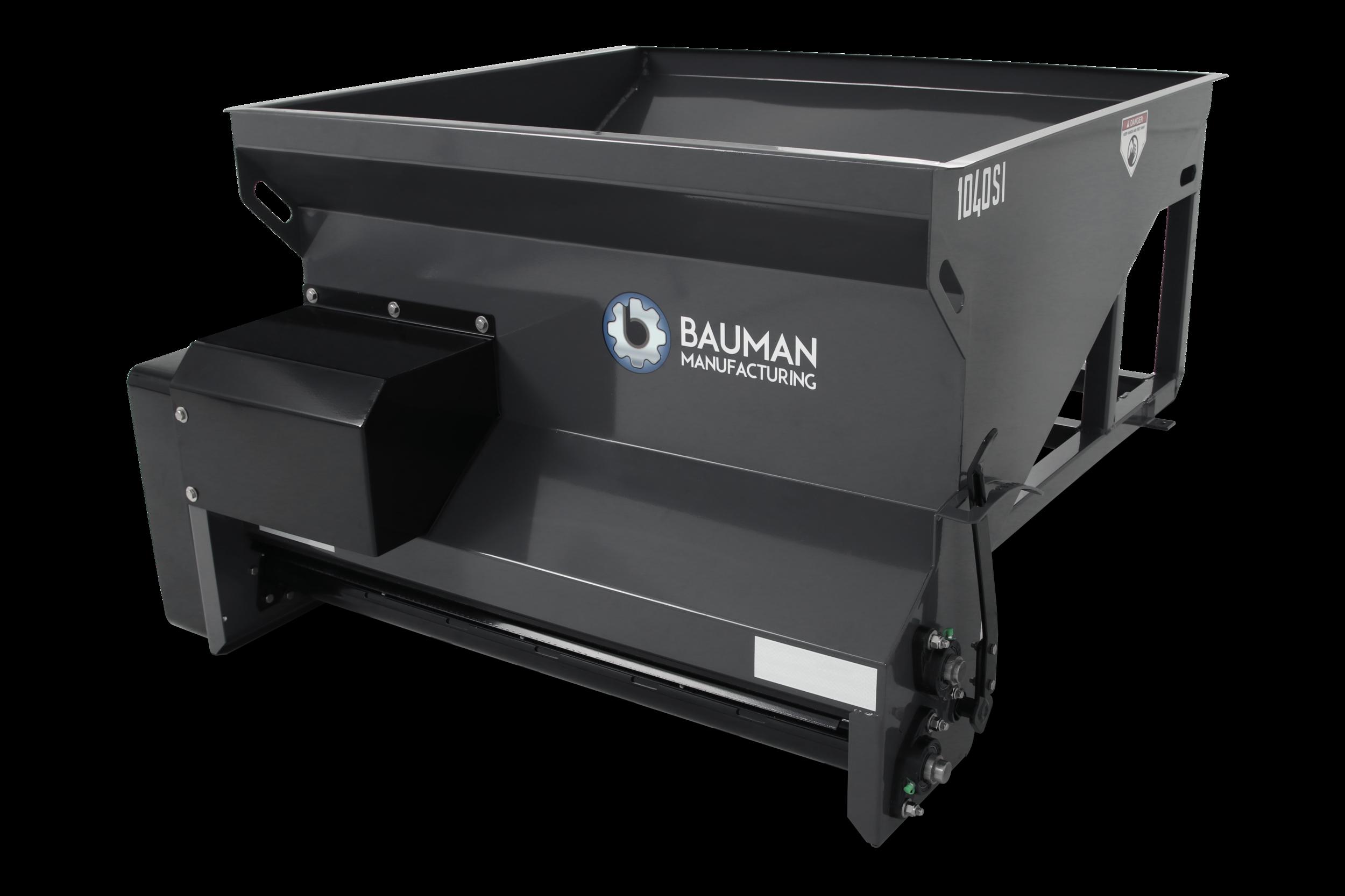 Bauman Drop Spreader Model 1040SI
