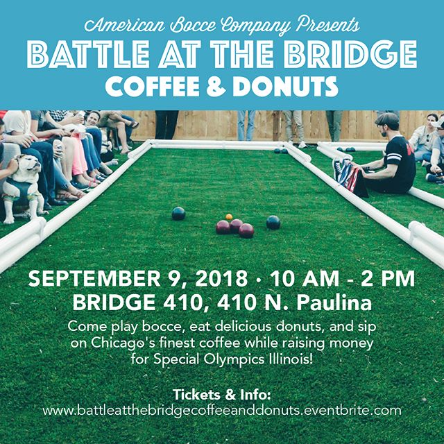 Well well well, looks like we've got ourselves a little friendly competition.  Come eat donuts and try this town's finest coffee, while raising money for a rockin' cause. DO IT! 🔪🍩🔪