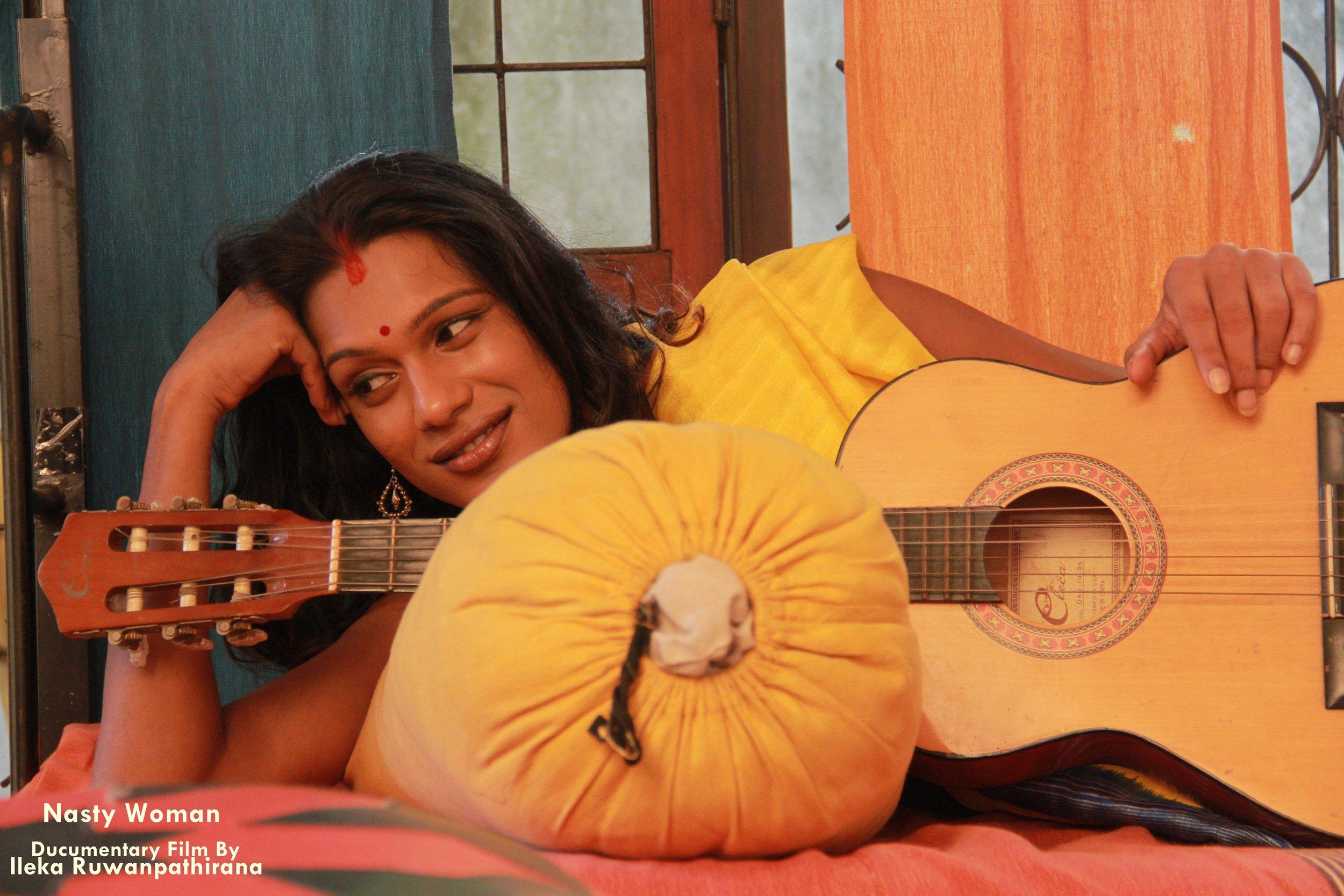 NASTY WOMAN - Documentary | Sri Lanka | English | 2018 | Ileka Ruwanpathirana | 5 min