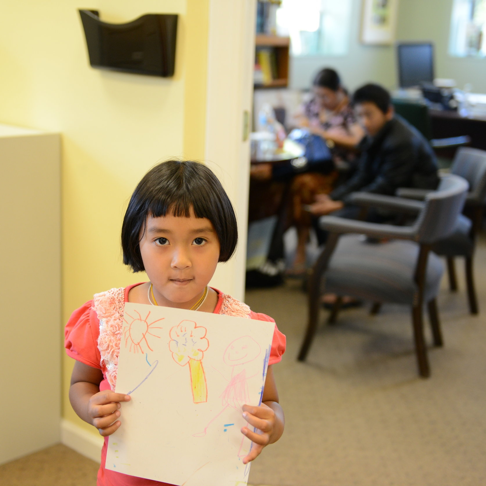 Clients include asylees fleeing brutal regimes, refugees seeking to start a new life here, and children who were brought to the U.S. at a young age.