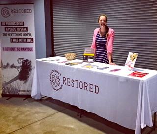 Restored Outreach Event