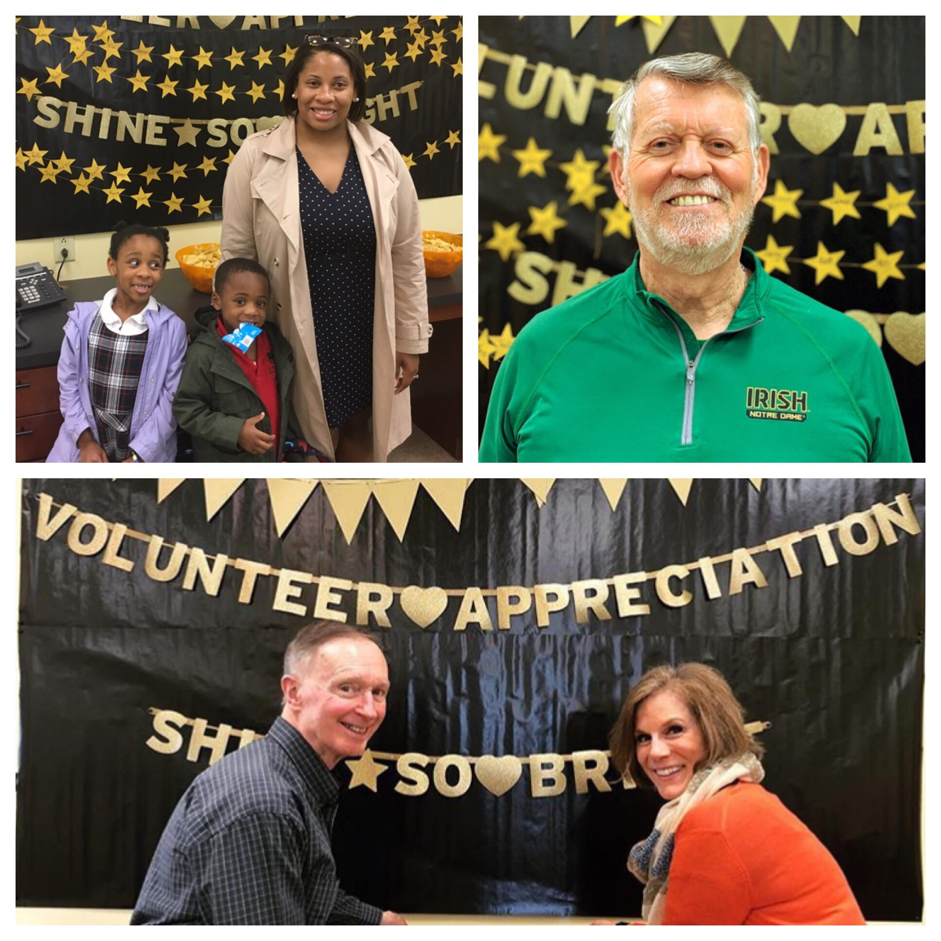 A few Volunteer Appreciation highlights!