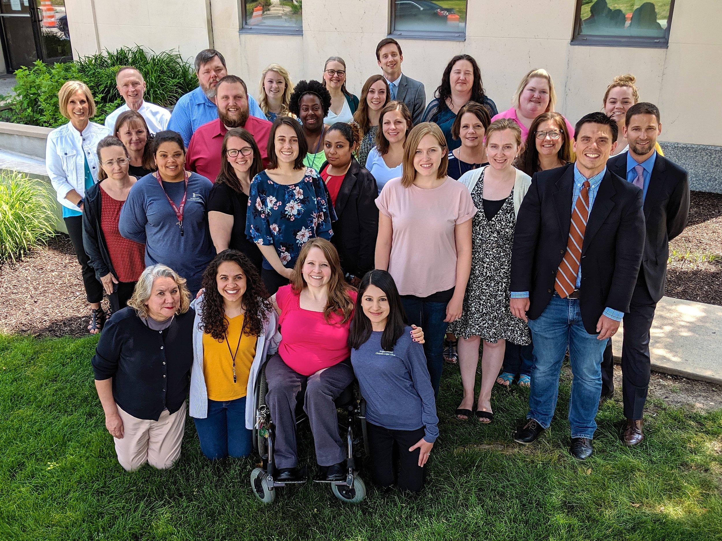 Staff Team, 2019