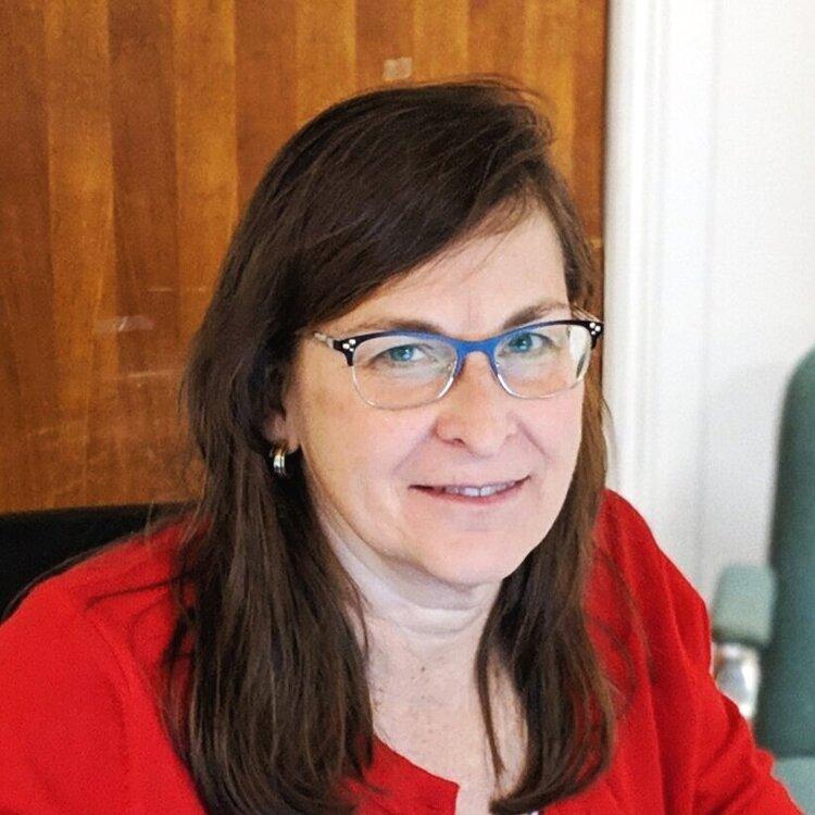 Wendy Freeland Expungement Help Desk Intern