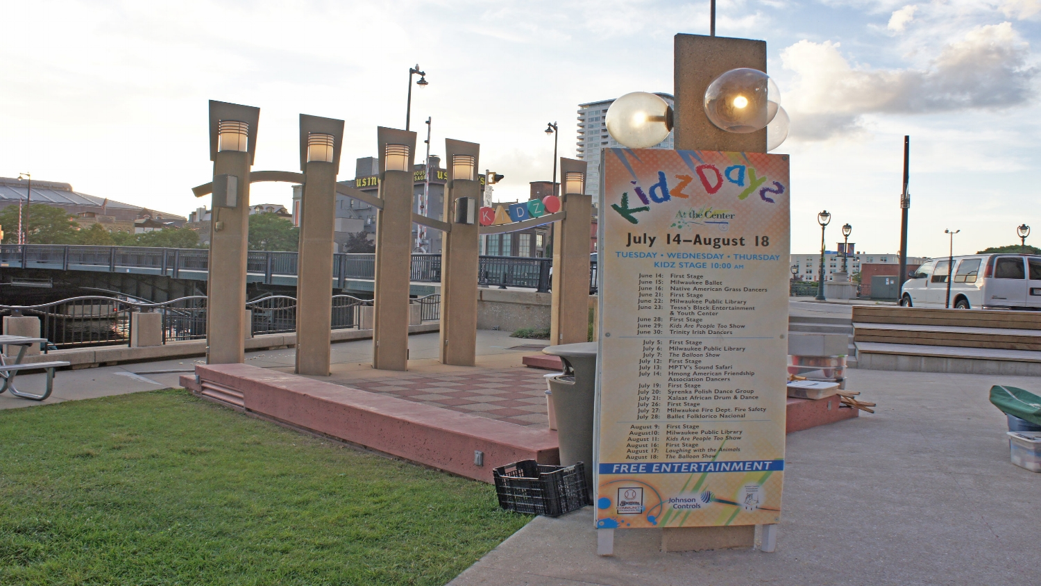 Performing Arts Center Kids Zone