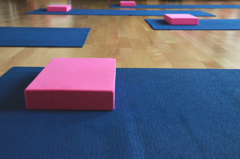 the studio for yoga and pilates