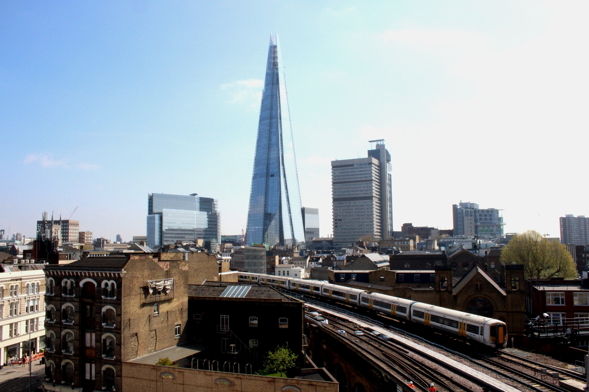 Located in the heart of Bankside with views across the city to the Shard