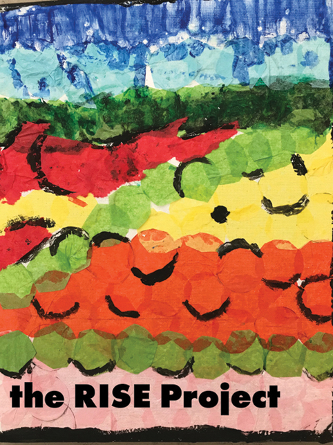 Rise Art Therapy Class