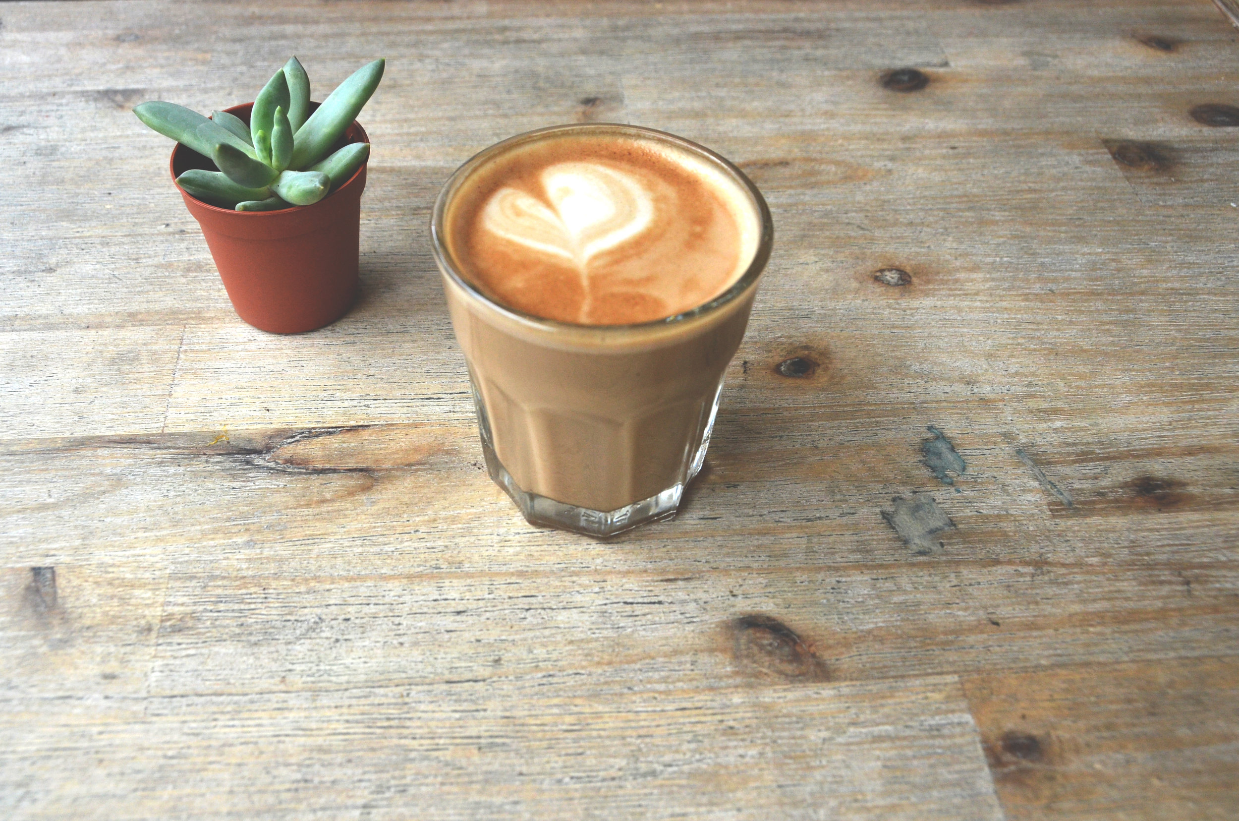 coffee at kitchen at the bridge