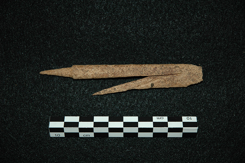 Bone Arrowhead