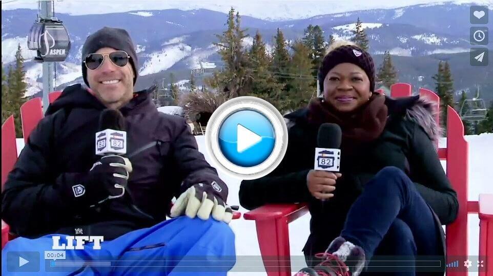 """82 Aspen's Adam Rothberg interviews Mawa McQueen on """"The Lift"""""""