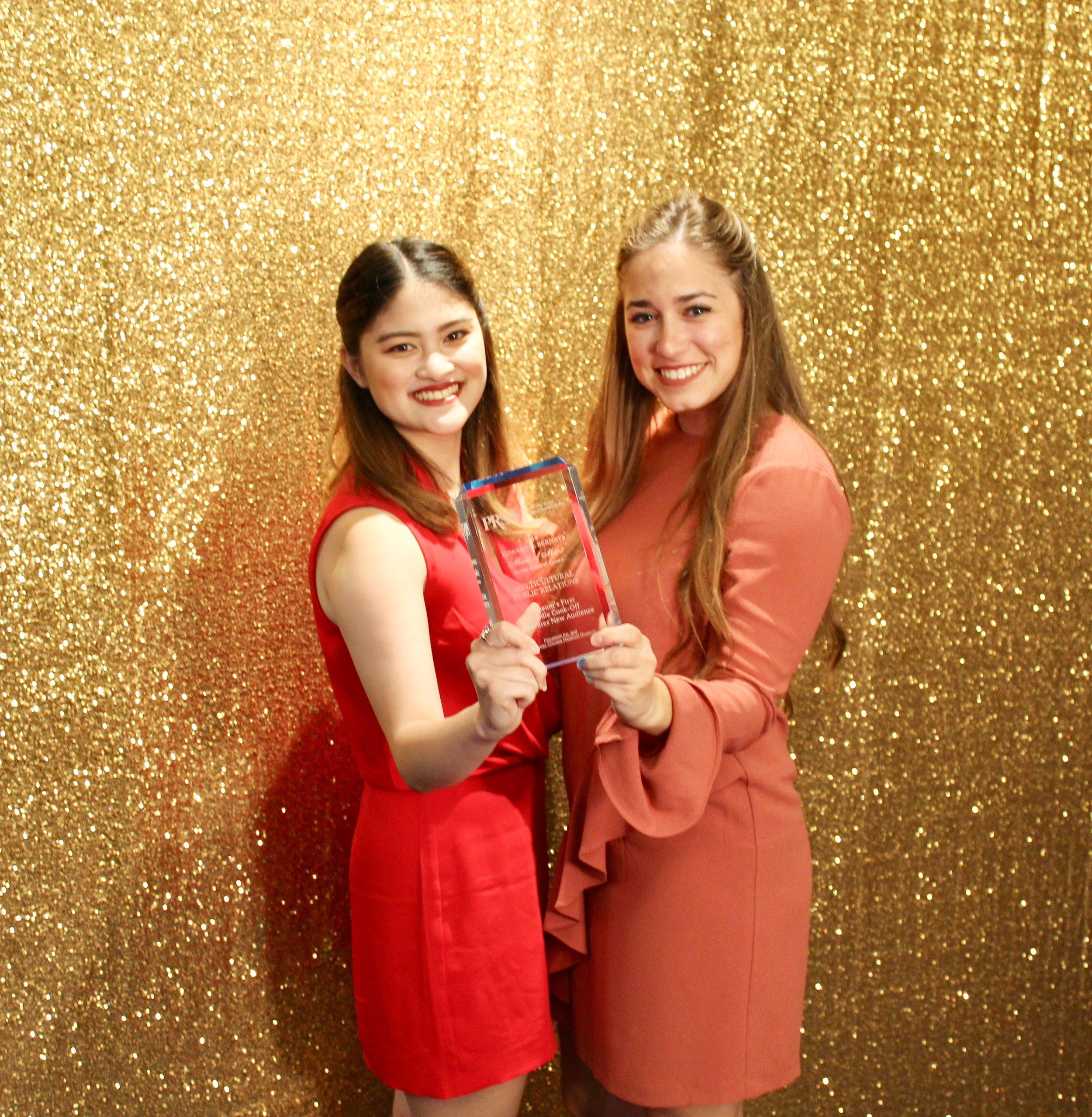 Andie Unson & Olivia Stafford