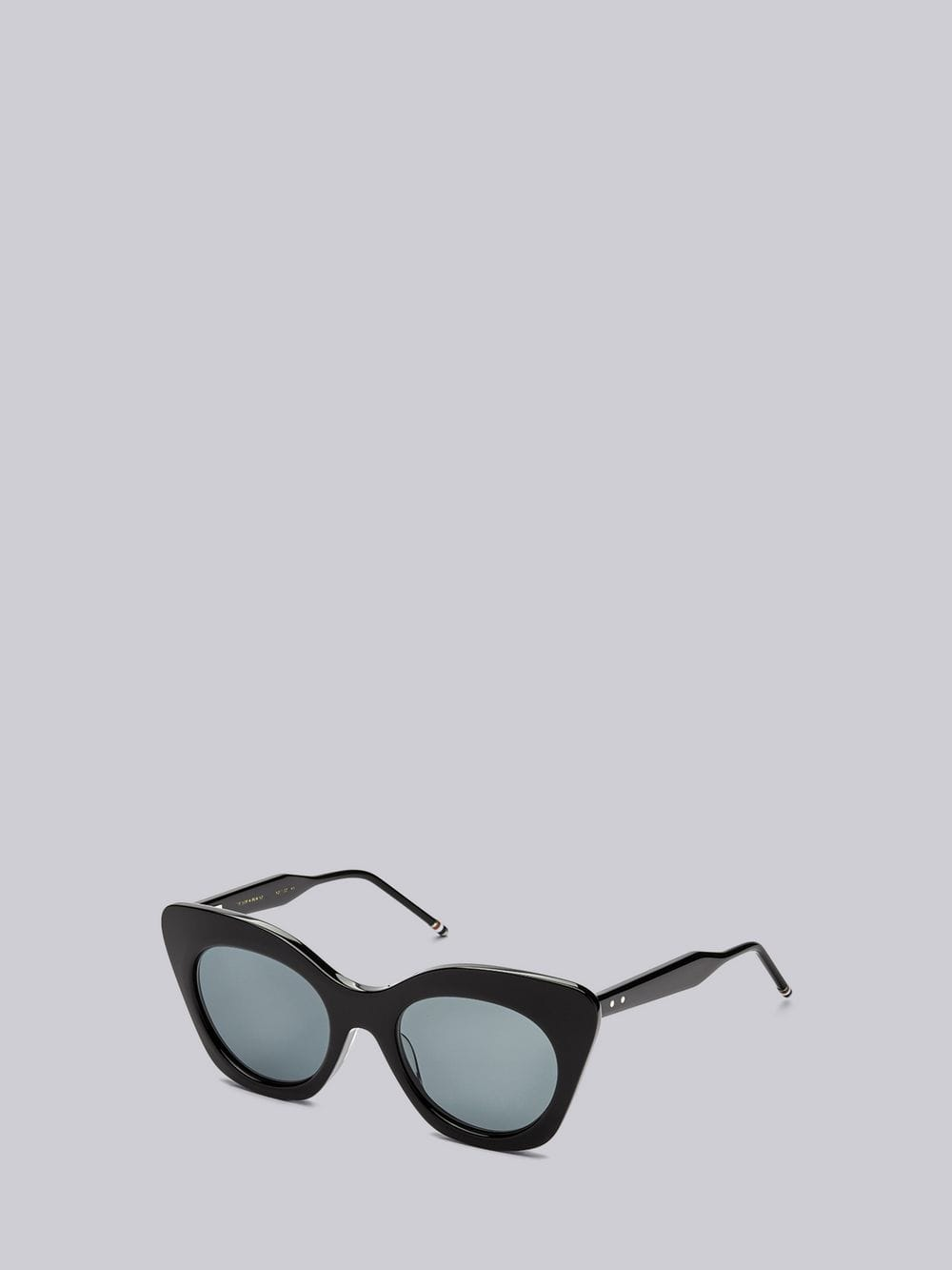 Black Sunglasses With Dark Grey Lens.jpg
